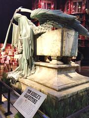 Tom Riddle's gravestone