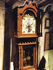 Weasley family's magical clock