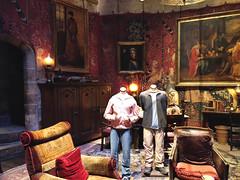 Gryffindor Common Room set
