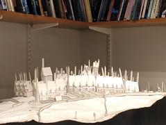 Paper model of Hogsmeade