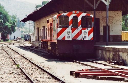 Diesel-electric locomotice CP series 9021-9031