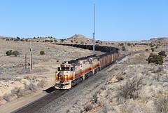 Escalante-Western Railway, Lee Ranch Jct., N.M.