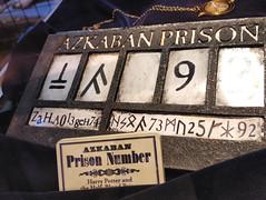 Azkaban prison number