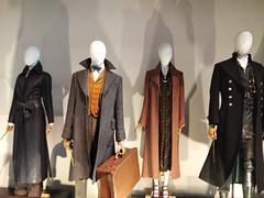 Fantastic Beasts movie costumes