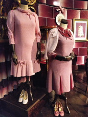 Dolores Umbridge's pink outfits