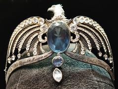 The diadem of Rowena Ravenclaw