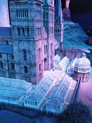 Hogwarts greenhouses