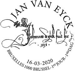 04 JAN VAN EYCK cachet