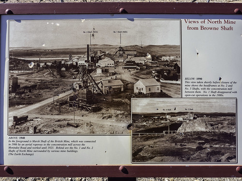 7/7 Old JUNCTION MINE and lookout over NORTH MINE - Broken Hill NSW - see below