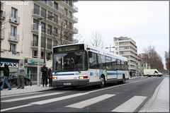 Heuliez Bus GX 317 – Keolis Tours / Fil Bleu n°174