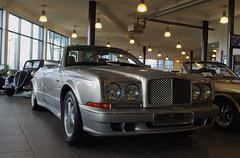 2001 Bentley Azure Mulliner Wide Body