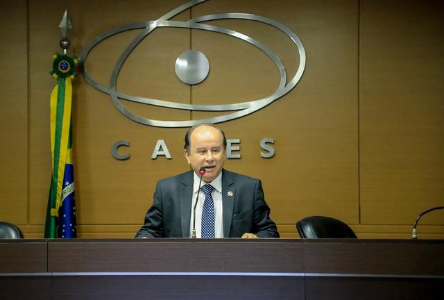 02/03/2020 - Benedito Aguiar apresenta aos Colégios os desafios da CAPES - Fotos: Naiara Demarco - CCS/CAPES