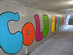 Cold Spring Underpass
