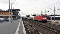 DB 101 115-4 + ICE2 402 025-1 - Wolfsburg [DE]