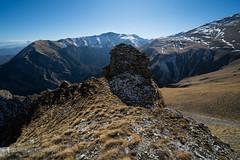 Il Pizzo da Vetice (Monti Sibillini)