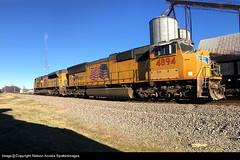 2019 Union Pacific Aubrey Texas Derailment