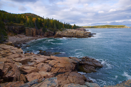 Acadia Under the Clouds