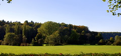 Countryside around Nod-sur-Seine, Côte-d'Or, France.