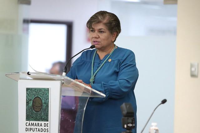 03/03/2020 Foro Dip. María Eugenia Hernández Pérez