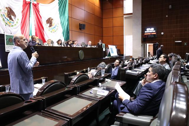 03/03/2020 Paramento Abierto Comisión de Puntos Constitucionales