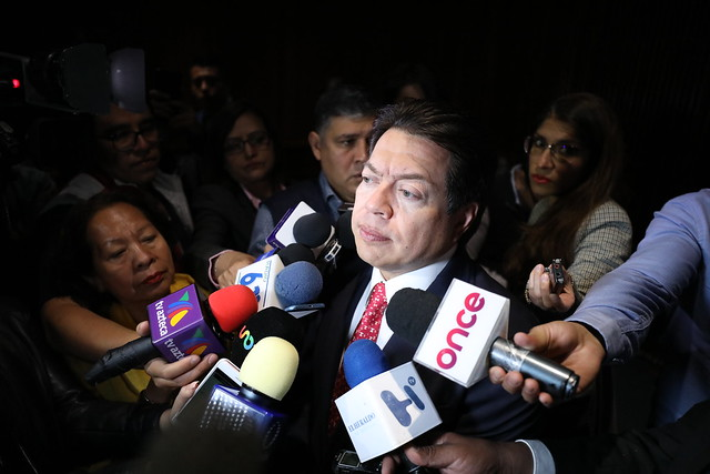 27/02/2020 Entrevista Dip. Mario Delgado
