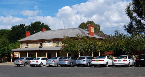 Surveyor Generals Inn, Berrima, NSW.
