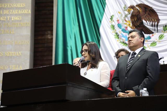 03/03/2020 Tribuna Diputada Martha Olivia Garcia Vidaña