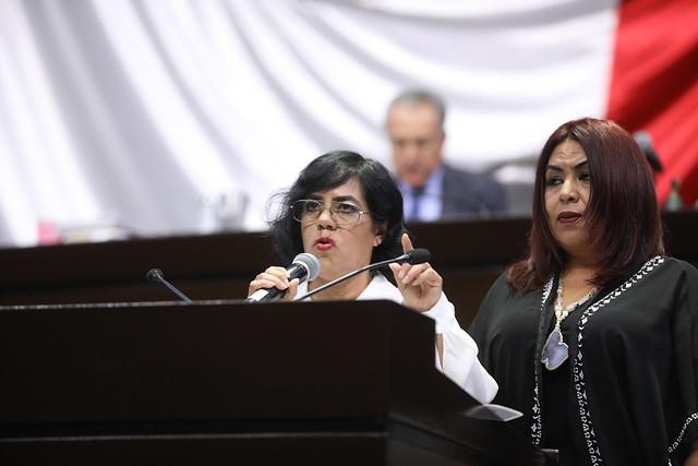 03/03/2020 Tribuna Diputada Laura Mónica Guerra Navarro
