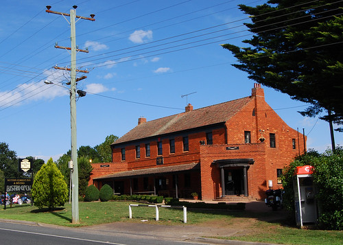 Sutton Forest Inn, Sutton Forest, NSW.