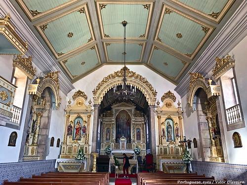Igreja Matriz de Mões - Portugal 🇵🇹