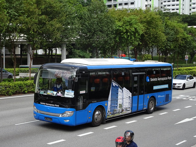 Yutong ZK6116H1 | PC 3987 C