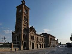 Estación de ferrocarril de Toledo