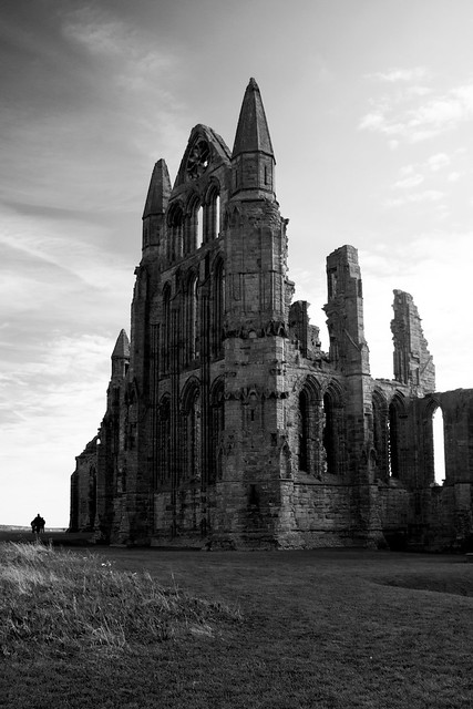 19. Whitby Abbey
