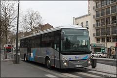 Irisbus Evadys H – CAT – Connex Ligéria (Compagnie des Autocars de Touraine) (Veolia Transport) / Centre n°7686