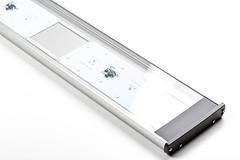 Lamp for lighting in the aquarium for algae growth