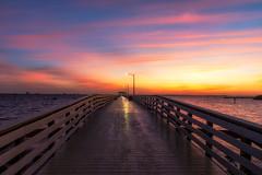 Long Pier Sunrise