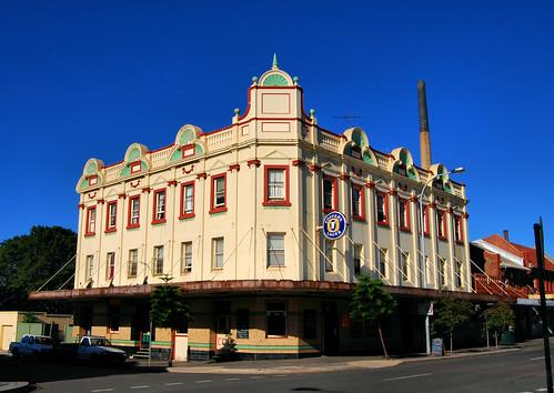 Port Kembla Hotel, Port Kembla, Wollongong, NSW.