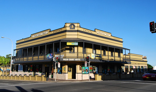 Palm Court Hotel, Corrimal, Wollongong, NSW.