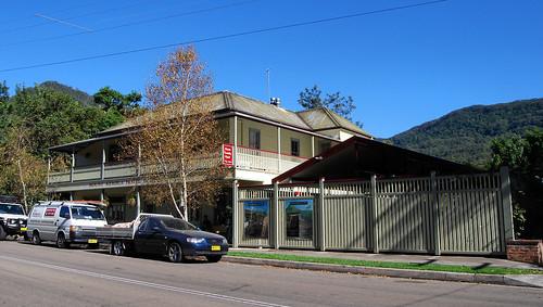 Mt Kembla Hotel, Mt Kembla, Wollongong, NSW.