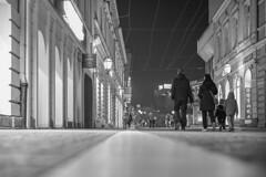 Urban stroll