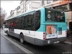 Irisbus Citélis Line – RATP (Régie Autonome des Transports Parisiens) / STIF (Syndicat des Transports d'Île-de-France) n°3437