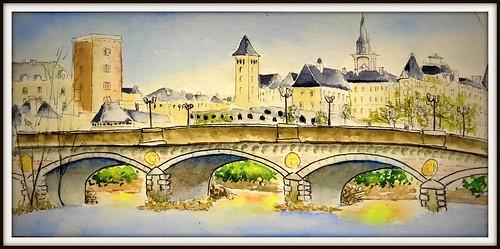 Pont du 14 Juillet