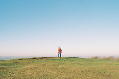 Couple on the Horizon.