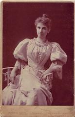 Photograph of Clara Brett Martin
