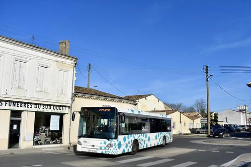 Libourne - Heuliez Bus GX 337 - 21/02/20