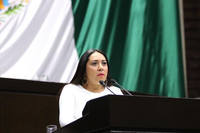 05/03/2020 Tribuna Dip. Carmen Bautista Peláez
