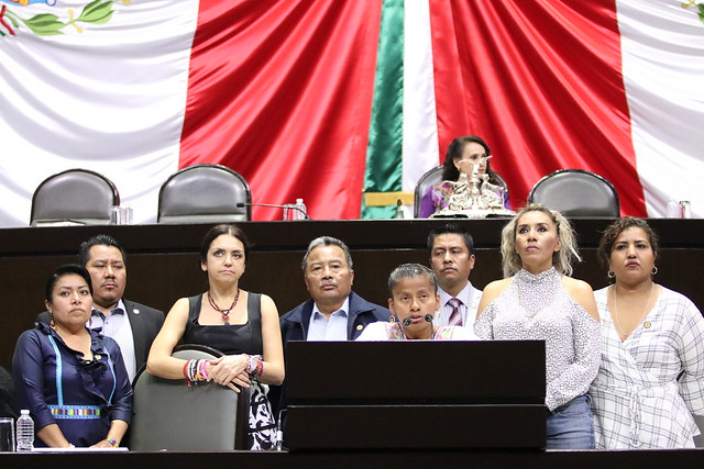 05/03/2020 Tribuna Dip. Irma Juan Carlos