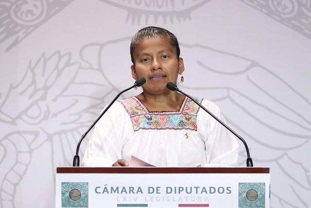 05/03/2020 Conferencia de Prensa Dip. Irma Juan Carlos