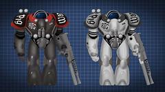 StarCraft Terran Marine