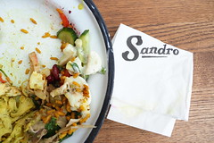 Lunch of the Sandro